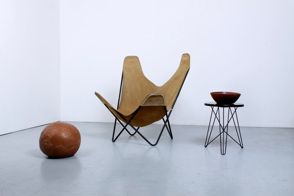 Vintage Butterfly Chair By Jorge Ferrari Hardoy For Knoll 2