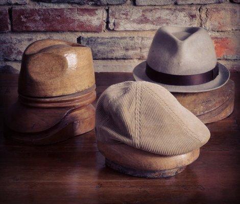 4b1c94a42ef Vintage Hat Forms
