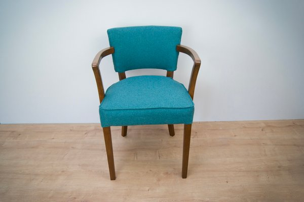 French Art Deco Chairs 1930s Set Of 5 1