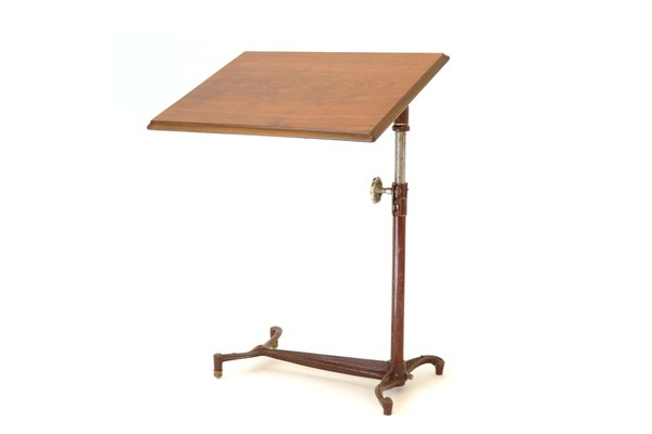 Tavolo da disegno antico di r. jaekels nachfolger k.u.k.