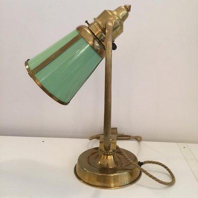 Französische Jugendstil Tischlampe 1900er Bei Pamono Kaufen