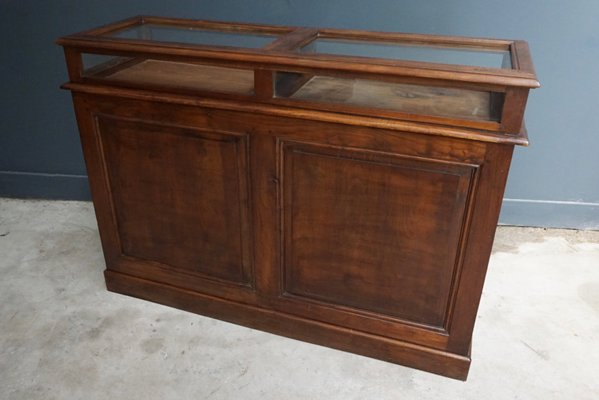 Antique Oak Jeweler S Cabinet