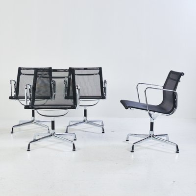 Vintage EA 108 Office Chair By Charles And Ray Eames For Vitra 2