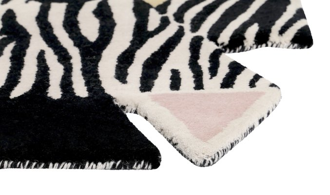 Tapis Zebre Par Les Graphiquants Pour Eo Elements Optimal En Vente