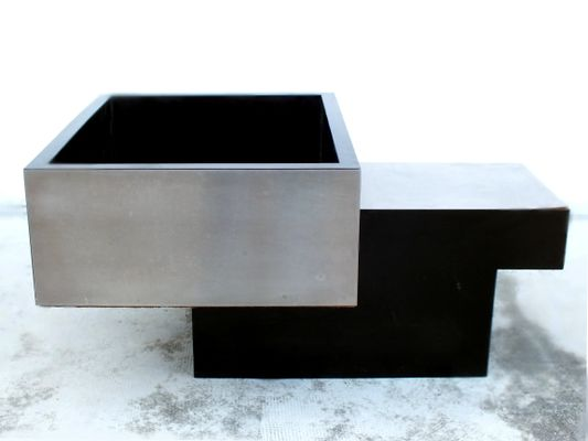 flower box table from roche bobois 1970s 1