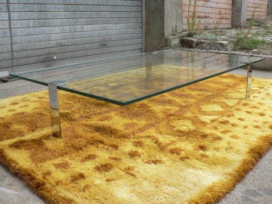 Table Basse de Roche Bobois, 1970s