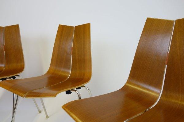 Pour Empilables 4 Par Glarus1950sSet Hans De Chaises Bellmann Horgen jSpqLzGUMV