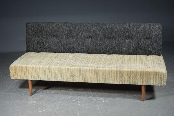 Mid-Century Danish Convertible Sofa