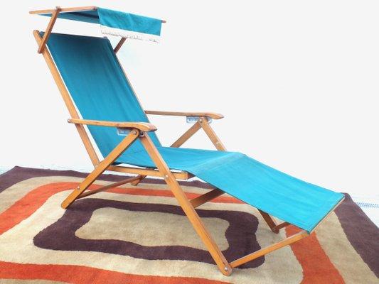 Sedia pieghevole spiaggina legno naturale ebay