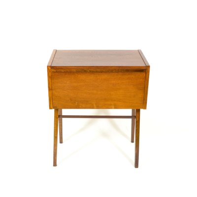 Mobiletto in legno, anni \'60