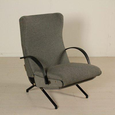 Sessel von Osvaldo Borsani für Tecno, 1950er bei Pamono kaufen