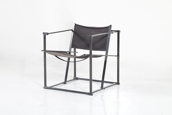 Luxembourg Lounge Stoel.Vintage Fm62 Lounge Chair By Radboud Van Beekum For Pastoe For