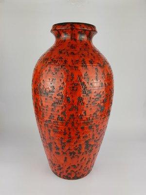 Vintage Floor Vase From Fohr Keramik 1