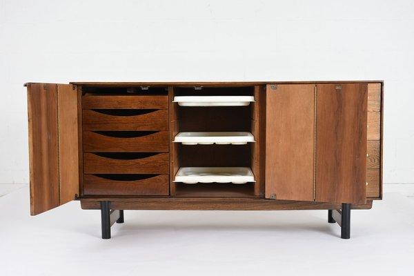 Credenzas Modernas En Espejo : Credenza mid century moderna años 60 en venta pamono