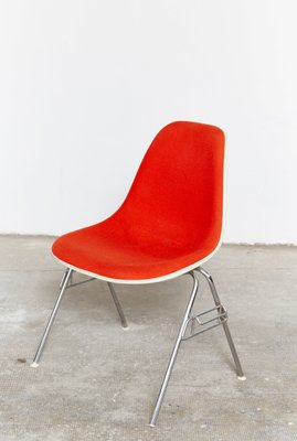 Vintage Dss Side Chair By Charles U0026 Ray Eames For Herman Miller 2