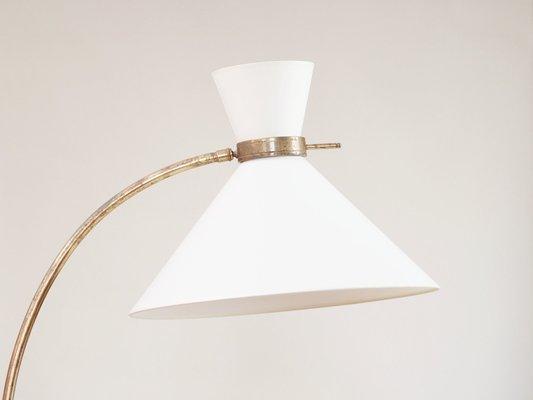 Mid Century Modern Floor Lamp From Let