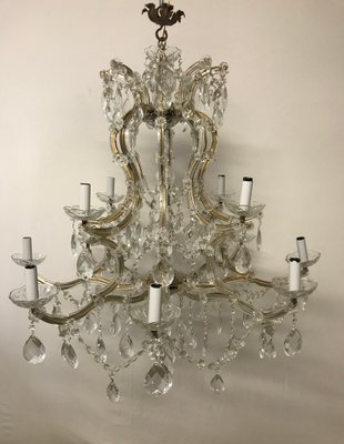 Antique Crystal Chandeliers for Sale | Mayfair Gallery