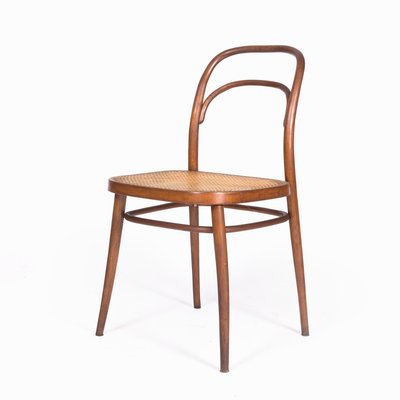Vintage Wooden Chairs >> Vintage Wooden Chair From Ton