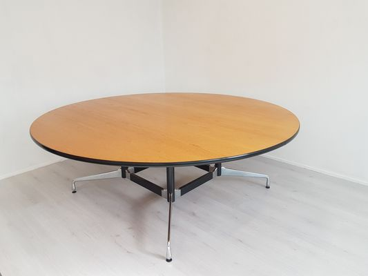 Segmented Table By Charles Ray Eames For Vitra