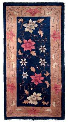 Antique Handmade Chinese Art Deco Rug 1920s For Sale At Pamono