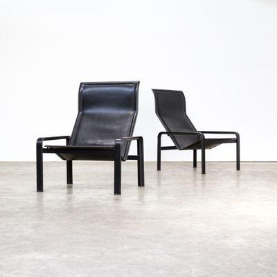 Captivating Golfo Dei Poeti Lounge Chairs By Jacques Toussaint U0026 Patrizia Angeloni For Matteo  Grassi, 1980s
