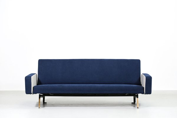 Vintage French Sofa Bed By Pierre Guariche For Airborne 2