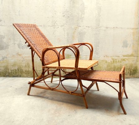 Surprising Rattan Model 980 Lounge Chair From Giovanni Bonacina 1920S Ocoug Best Dining Table And Chair Ideas Images Ocougorg