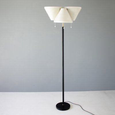 Oy Lamp Century by Valaisinpaja A809 Aalto for Mid Floor Alvar mv0wN8n