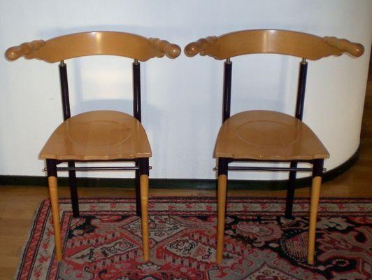 Borek Sipek Stoel : Jansky stühle von borek sipek für driade er set bei pamono