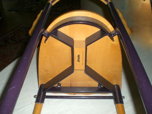 Borek Sipek Stoel : Italienischer vintage armlehnstuhl von borek sipek für driade