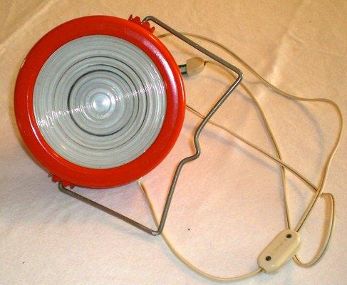 Lampe schiuko par achille castiglioni pour flos italie 1970s en