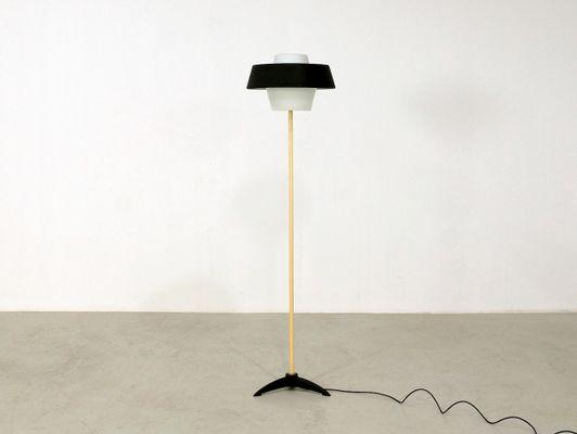 Lampada Vintage Da Terra : Lampada da terra vintage di louis kalff per phillips in vendita su
