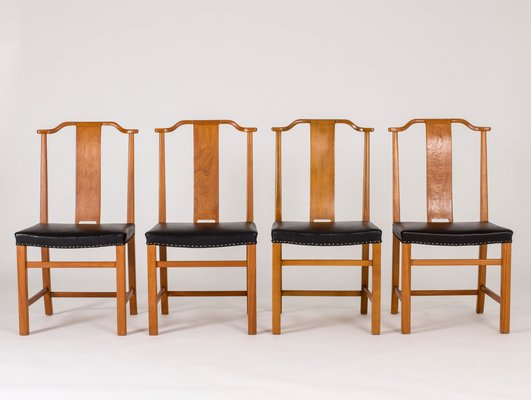 Tremendous Dining Chairs By Axel Larsson For Bodafors 1940S Set Of 12 Andrewgaddart Wooden Chair Designs For Living Room Andrewgaddartcom