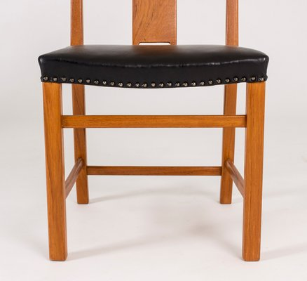 Pleasant Dining Chairs By Axel Larsson For Bodafors 1940S Set Of 12 Andrewgaddart Wooden Chair Designs For Living Room Andrewgaddartcom