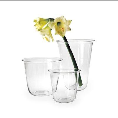 Medium Campana Blown Glass Vase By Aldo Cibic For Paola C For Sale