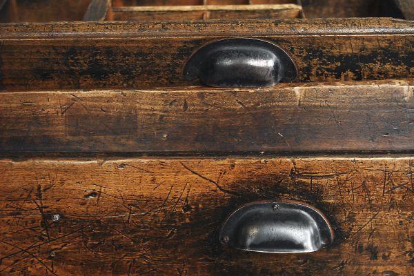 Industrial Printeru0027s Cabinet From Wilhelm Köhler, ...