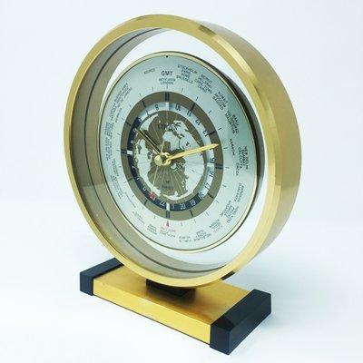 f4d1f6fb2210 Reloj de mesa italiano de metal de Citizen