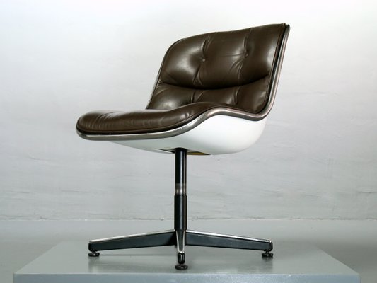 Executive Chair By Charles Pollock For Knoll International, 1970s 1