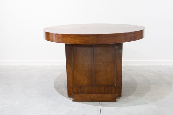 Art Deco Console Table, 1930s 2