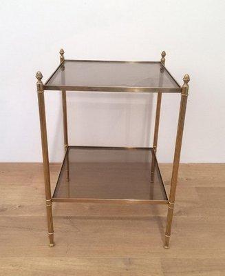 Tavolino In Ottone.Tavolino In Stile Neoclassico In Ottone Francia Anni 40