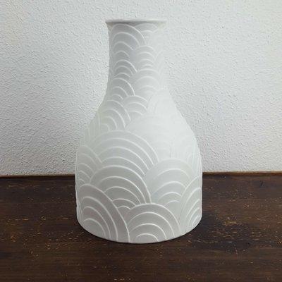 Vintage German Porcelain Vase From Heinrich For Sale At Pamono