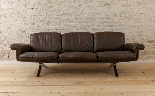 Vintage Leather Sofa From De Sede For Sale At Pamono
