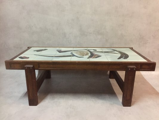 Londres Oak nid of tables//Light Oak Lamp tables//Solid Wood Coffee Table Set
