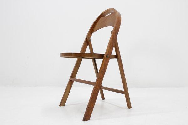 Excellent Bauhaus B 751 Folding Chair From Thonet 1930S Alphanode Cool Chair Designs And Ideas Alphanodeonline