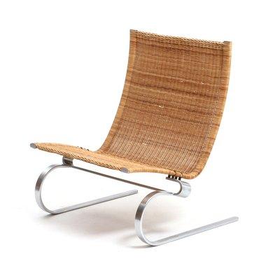 Vintage PK 20 Lounge Chair By Poul Kjærholm For Fritz Hansen 1
