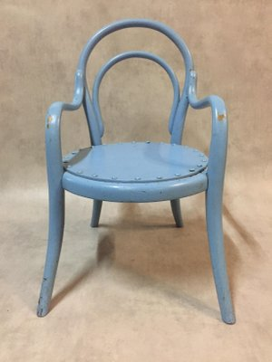 Sedie Thonet In Ferro.Vintage Curved Wood Children S Chair From Thonet