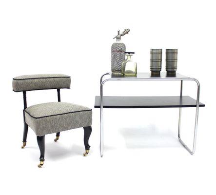 Peachy Late 19Th Century Ebonized Reading Chair On Castors Inzonedesignstudio Interior Chair Design Inzonedesignstudiocom