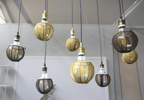 Lampade Da Soffitto Di Design : Lampada da soffitto di angela ardisson per artplayfactory in