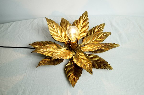 Applique hollywood regency a forma di fiore germania anni in