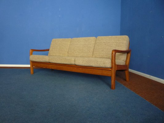 Miraculous Teak Daybed Or Sofa By Juul Kristensen 1960S Alphanode Cool Chair Designs And Ideas Alphanodeonline